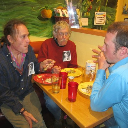 Holy Cow: Leaders of our local organic food community confer over dinner