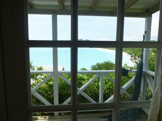 Cocobay Resort: View from inside room