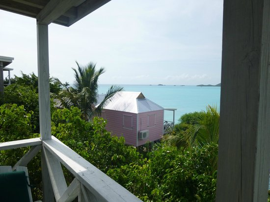 Cocobay Resort: View from Seaview Cottage