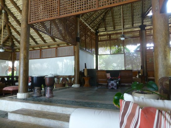 Xeliter Caleton Villas Cap Cana: Sitting area
