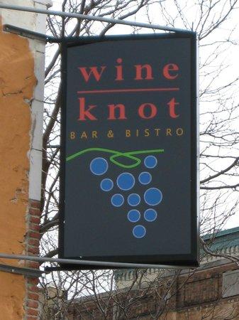 Wine Knot Bar & Bistro: Kenosha, Wine Knot