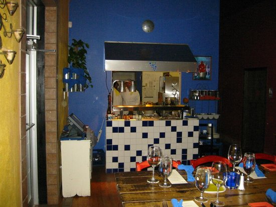 Wine Knot Bar & Bistro: Kenosha, Wine Knot Kitchen Pass Through - 2004