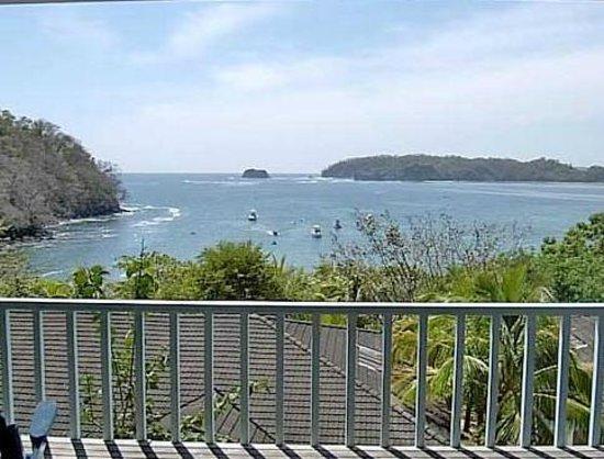 Hotel Guanamar: Vista desde nuestro balcón