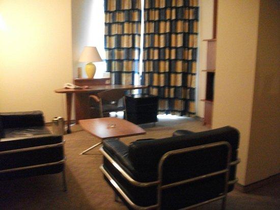 Starlight Suiten Hotel: salon