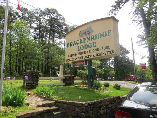 Brackenridge Lodge: This is the spot!
