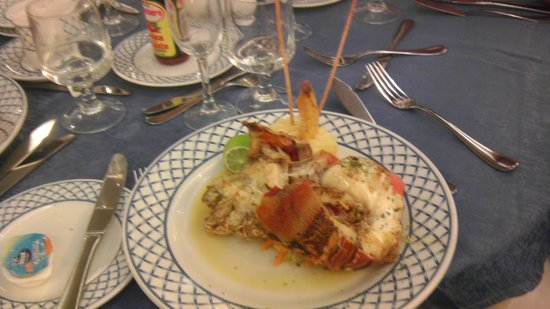 Barcelo Bavaro Beach - Adults Only : SO GOOD! At the Seafood Resturant
