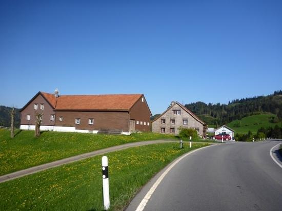 Landgasthof Hoernli: Foto vom Hörnli