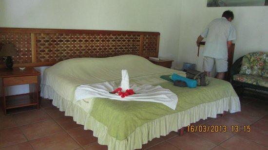 Las Islas Lodge: La chambre