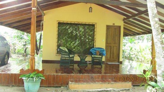 Las Islas Lodge : Le cabinas