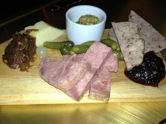 Photo of American Restaurant Swine at 531 Hudson St, New York City, NY 10014, United States