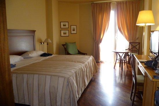 Grand Hotel Baia Verde: room