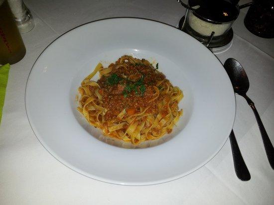 Nabucco: Pasta Bolognese