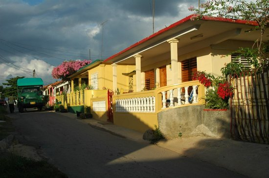 Casa Maria Luisa Alonso: La maison