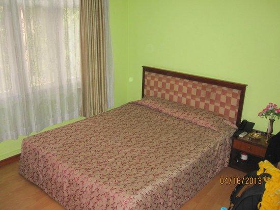 Hotel Blue Horizon: My bedroom