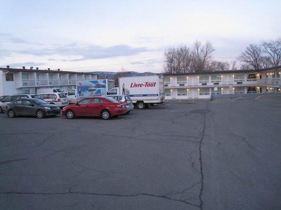 Motel Adams Aussenansicht