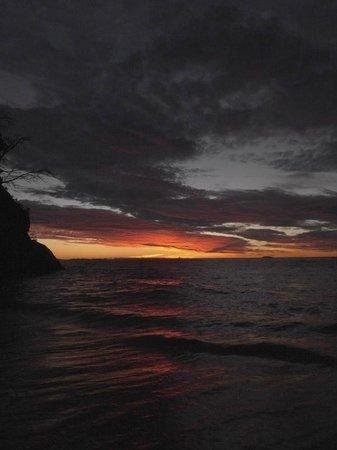 Antoremba - Lodge: sunset