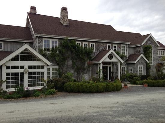 The Inn on Orcas Island: Add a caption