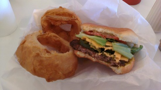 Porky's Hamburgers & Onion Ring Co