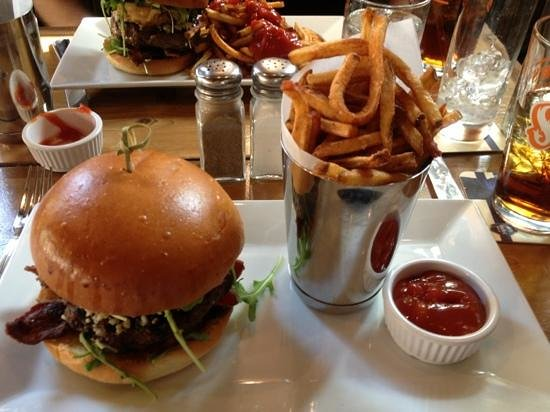 Photo of American Restaurant Cooper's Craft & Kitchen at 87 2nd Ave, New York, NY 10003, United States