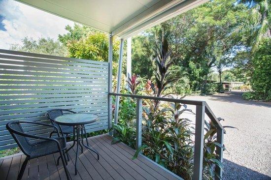 Discovery Parks - Darwin : Superior Studio Cabin Deck