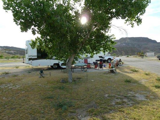 Maverick Ranch RV Park : RV Lot
