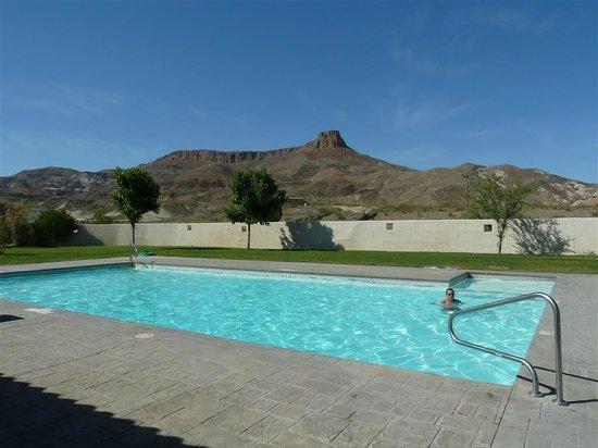 Maverick Ranch RV Park: Pool