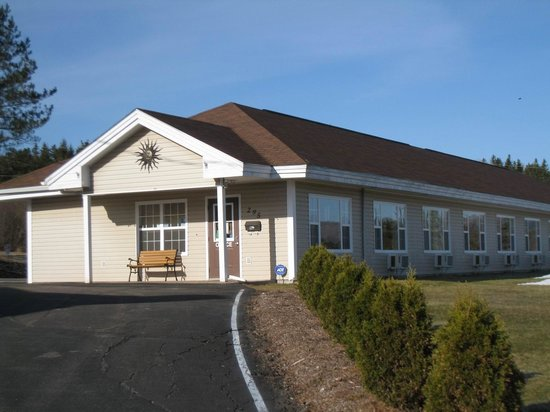 Antigonish Evergreen Inn: Motel