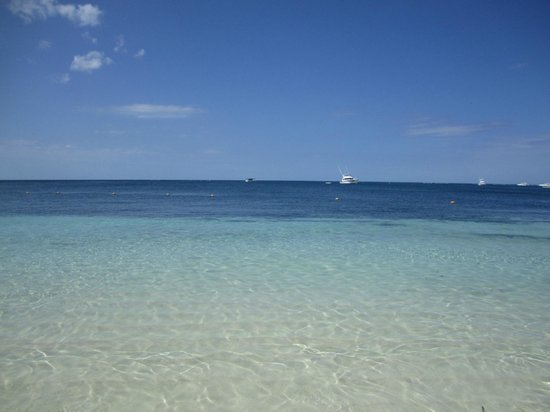 Be Live Collection Punta Cana: Beautiful beach water