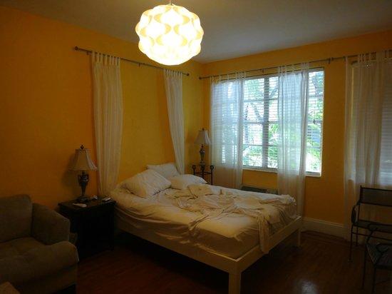 Villa Paradiso : cama