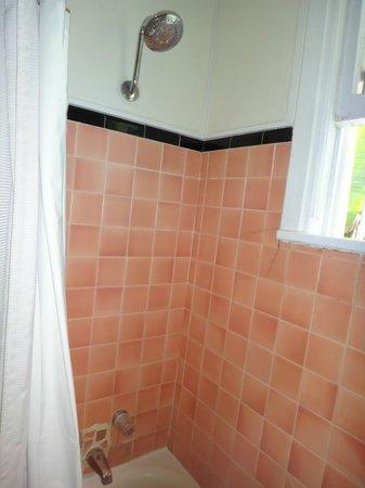 Villa Paradiso: banheiro limpo