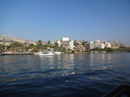 Leonardo Club Hotel Tiberias: Mar da Galiléia