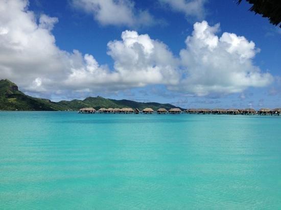 Four Seasons Resort Bora Bora: The pictures dont lie