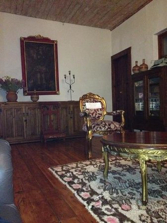 Hotel Posada San Cristobal: hotel posada San cristbal