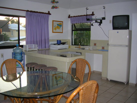 Lo de Marcos, Mexico: all units with equipped kitchenette