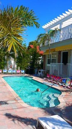 Coconut Inn: Schönes kleinen Hotel in Pass-a-Grille