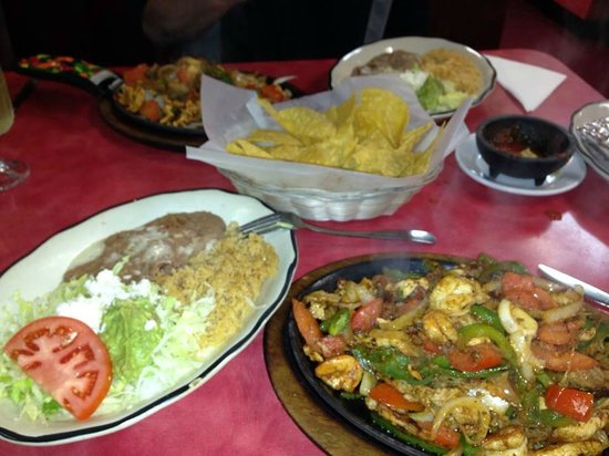 Rey Azteca : Yum!!!