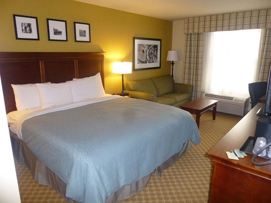Country Inn & Suites by Radisson, Holland, MI: king bed