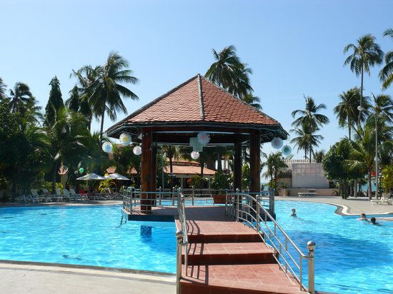 Hai Au Mui Ne Beach Resort & Spa : very nice and large pool