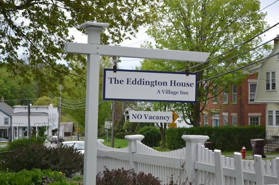 Eddington House Inn: Not surprising!