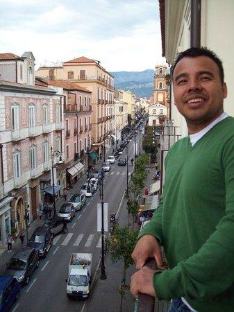 Don Valerio B&B: Balcony