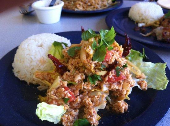 Thai Mini Cafe: Laab