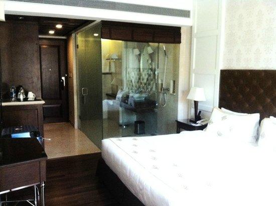 The Pllazio Hotel: Room