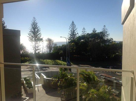 Bellardoo Holiday Apartments: Balcony View