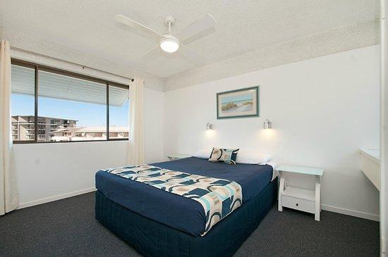 Bellardoo Holiday Apartments: Large bedrooms