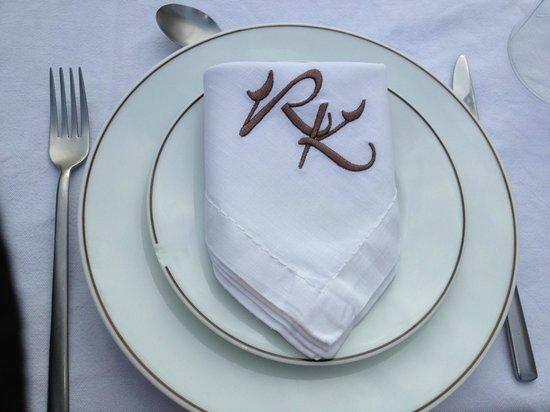 Riad Kheirredine: Lovely Breakfast Setting