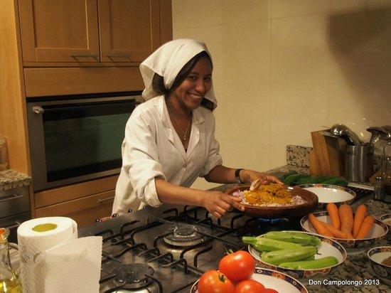 Riad Kniza: The Hotel Chef Amina