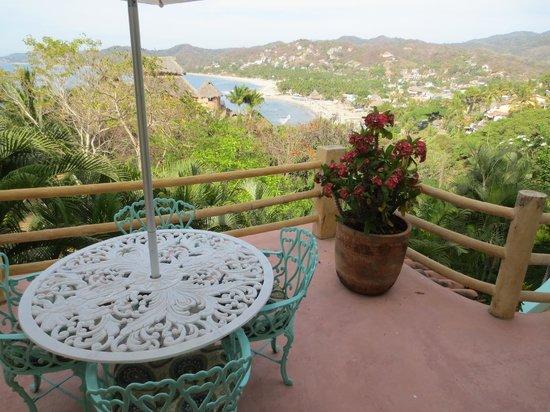 Casa Kukana: view
