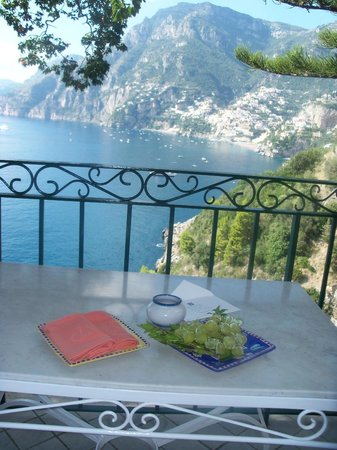 Il San Pietro di Positano: view from room