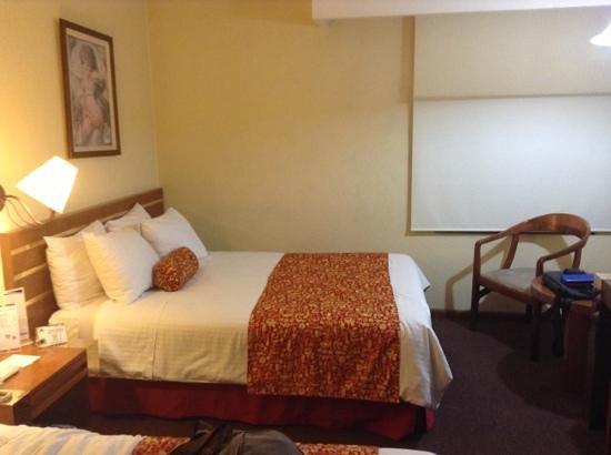 Hotel Aranzazu Centro Historico: muy diferente a lo que recuerdo, felicidades!