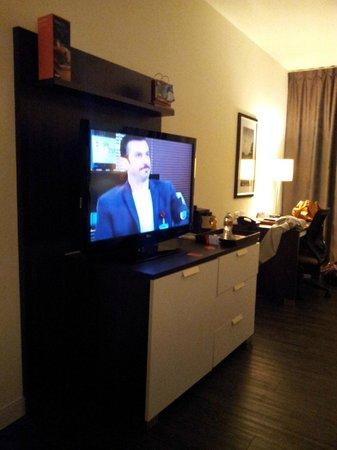 Hotel Indigo Waco - Baylor: Tv